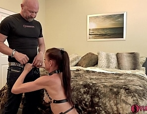 SofieMarieXXX/Hubby Sit There and Watch Me get an Anal Creampie